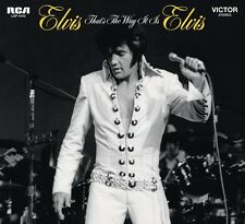 That's the Way It Is [Legacy Edition] [Digipak] by Elvis Presley (CD, Aug-2014, 2 Discs, Sony Legacy)