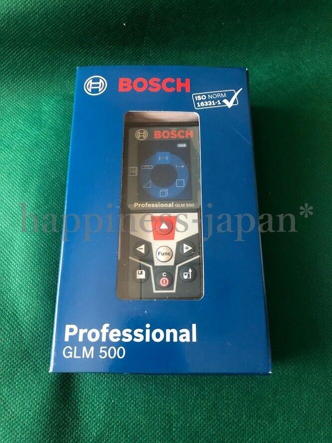 Bosch GLM500 Laser Distance Measurer 50M Dustproof Waterproof Japan F S New