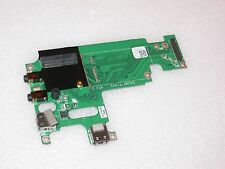 DELL INSPIRON 14R N4010 LAPTOP--DUAL USB/AUDIO PORT BOARD--#CPVP9 DAUM8TB14D0