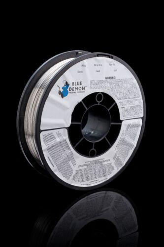 ER308L .035  MIG Stainless Steel Welding Wire 10 lb Spool Blue Demon