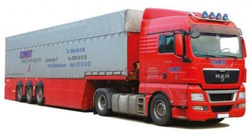 Awm camiones MAN tg-X XlX//aerop cargador interior-SZ Heinz Schmidt 74168
