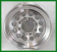 "Aluminum Trailer Rim 16X6"" Mod Wheel 8 on 6.5  3750 LB."