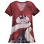 thumbnail 9 - 2012 Disney Designer Villain Dolls CRUELLA DE VIL Fashion Tee Shirt NWT Size XL