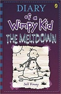 New-The-Meltdown-Book-13-Diary-of-a-Wimpy-Kid-By-Jeff-Kinney
