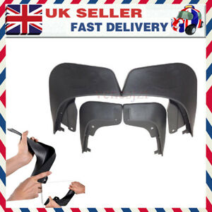 1Set Mudguard OEM Mud Guard Flap Splash Genuine For Benz Smart ForFour 2016-2019