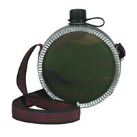 Kid's Mini Canteen Camouflage 24 Oz Desert Canteen Shoulder Strap Rothco 173