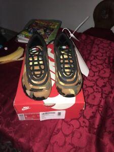 e0e28f68ff52a Nike Air Max 97 Premium QS Pack Italy Size 8(41) Deadstock