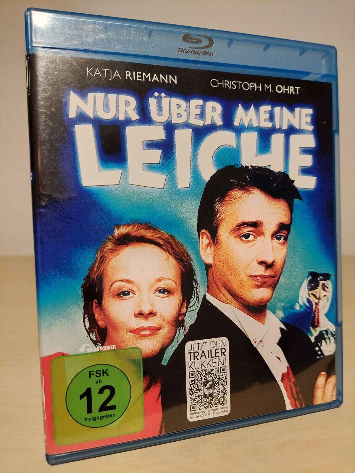 Neue Spezifikation Nur über meine Leiche  BluRay  Event Limited ...