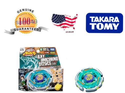 TAKARA TOMY Beyblade BB71 Ray Unicorno D125CS US Seller