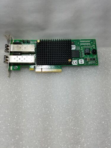 HP Emulex AJ763-63002 //// LPE12002 8GB FC PCI-E Dual Port HBA LP SFP+