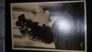 Cartolina d'epoca (POST Card) Hollywood Star Maria Denis  anni '40 nuova