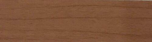 Noyer Mélamine Fer à bordure bande 19 mm /& 22 mm