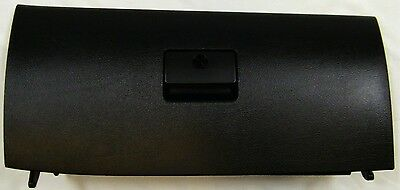 VW VOLKSWAGEN GOLF JETTA BORA A4 MK4 GLOVE BOX DOOR LID BLACK NEW OEM ORIGINA