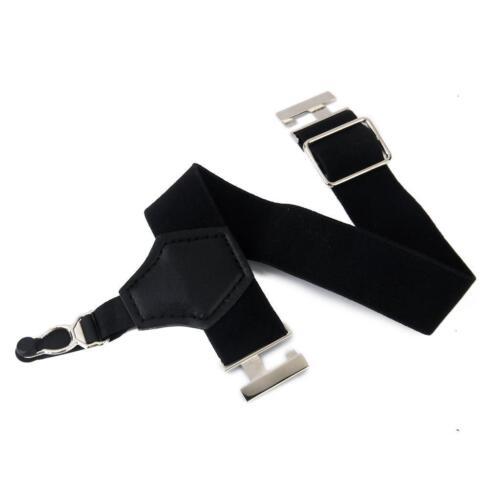 5 Color1 Pair Black Men Women Sock Garters Sock Suspender Accessories Adjustable