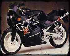 Gilera Mxr 125 90 2 A4 Photo Print Motorbike Vintage Aged