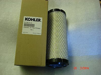 Air Filter Replaces Part Kohler 16 083 01-S /& Stens 102-855 w// Pre Filter
