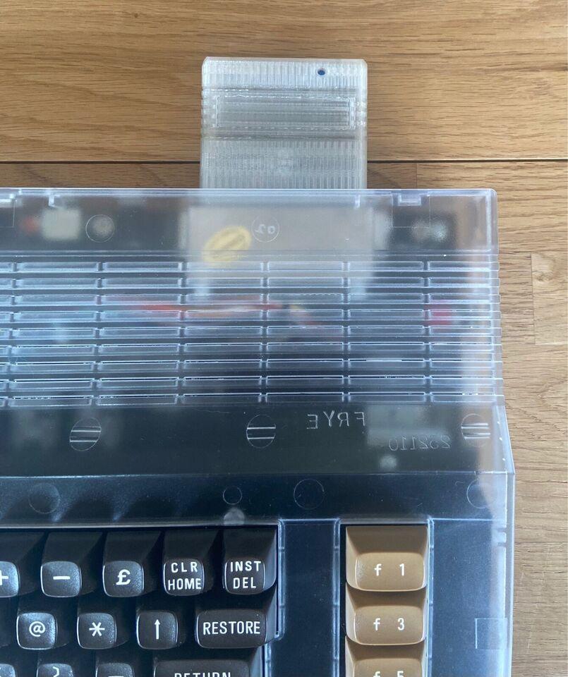 The Final Cartridge III+, Commodore 64/128