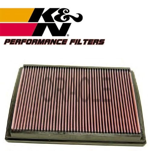 K/&N HIGH FLOW AIR FILTER 33-2848 FOR OPEL VECTRA C 1.9 CDTI 150 BHP 2004