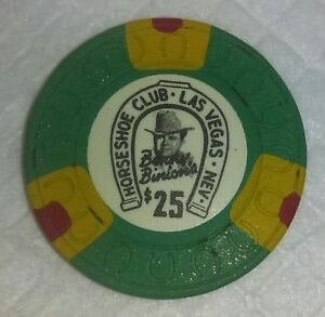 Binions-Horseshoe-25-Obsolete-horseshoe-mold-casino-chip