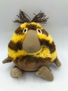 Official-Grug-By-Ted-Prior-2010-Childrens-Book-Plush-Kids-Stuffed-Toy-Animal