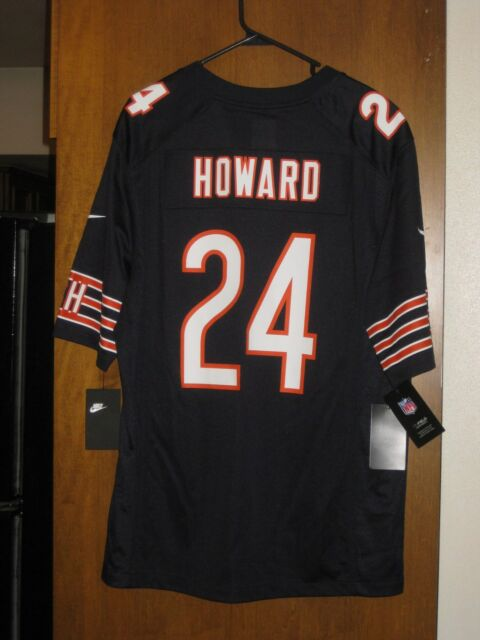 b2a0aa76968 Authentic Nike Jordan Howard Chicago Bears Onfield Jersey Mens Large ...