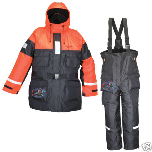 Blue Sky Floatinganzug Flotation Suit Gr ISO-Norm XXXL