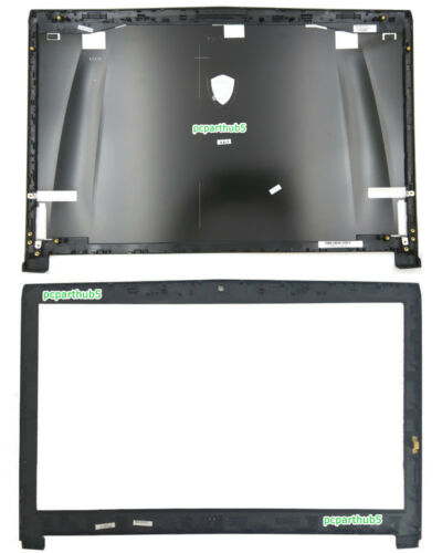 New MSI GE72VR 6RF 7RF Apache Pro MS-1791 MS-1794 LCD Back Cover /& Front Bezel