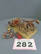 Warhammer Age of Sigmar Tomb Kings Chariot 282
