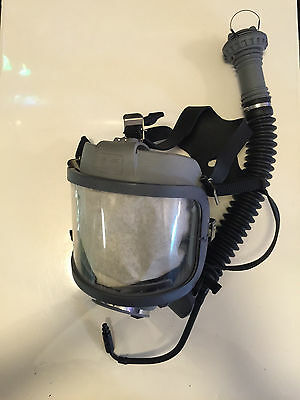 OTS Interspiro Divator MKII Scuba Diving Dive Full Face Mask MISSING FITTING