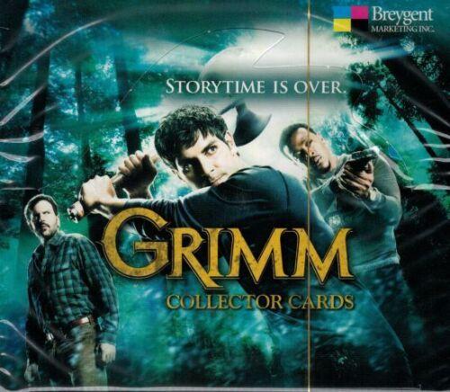 Breygent Grimm Season 1 Factory Sealed Hobby Box