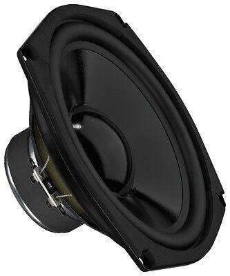 Monacor SPM-205/4 Hi-Fi-Tiefmitteltöner 4  Ohm 070285
