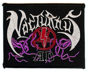 Nocturnus-A-D-Embroidered-Patch-Morbid-Angel-Lethal-Prayer-Omneity-Death-Metal
