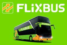 Flixbus Gutschein 60,00 €