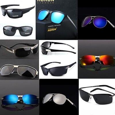 Gafas de sol excelente calidad mas Funda Deportivas lentes polarizadas HD