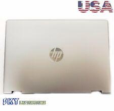 "New HP 14M-CD 14M-CD0001DX 14/"" LCD BACK COVER L22210-001 4600E80P0001 Grey"