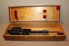Lomo Microscope Integrating Stage Isa Adrianov Polarising Pol Petrogoraphic