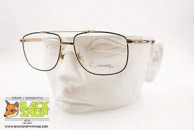 Competente Quai-ouest Mod. 82t E26 Vintage Men's Aviator Frame, Rare Vintage Eyeglasses 80s