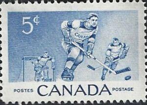 Canada-359-HOCKEY-PLAYERS-VF-NH-Brand-New-1956-Pristine-Gum-Issue