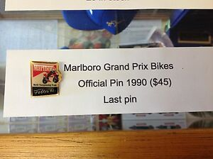 MARLBORO-500CC-GRAND-PRIX-PIN-from-the-1990-039-s