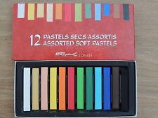 Raphael Soft Chalk Pastel Box Sets - 12 Assorted