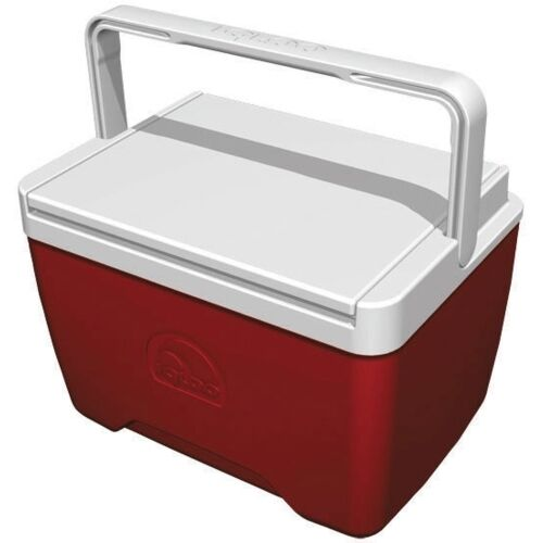 Igloo 9 QT   8 L   13 Cans Lunch Box Cooler - Red
