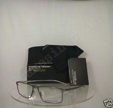 New Authentic Porsche Design P 8184 D Eyeglasses 5415 Titanium P'8184 Shiny Blue