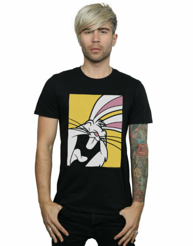 Looney Tunes Men/'s Bugs Bunny Laughing T-Shirt