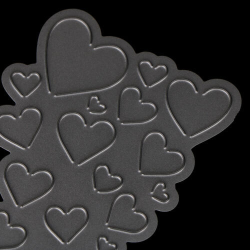 Love Heart Metal Cutting Dies For DIY Scrapbooking Card Paper Album  I
