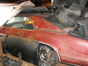 1970 toronado project car