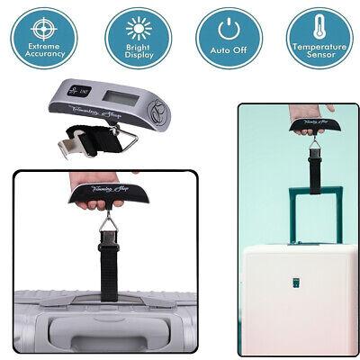 Affichage LCD Numérique Voyage Balance Compact Portable Valise Bagage 40kg