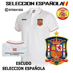 POLOS-BANDERA-DE-ESPANA-SELECCION-ESPANOLA-DE-FUTBOL