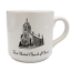 First-United-Church-of-Christ-Coffee-Mug-UCC-125th-Anniversary-1863-1988-Gothic thumbnail 1