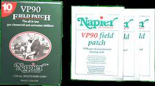 napier VP90 field patch gun cleaner corrosion inhibitor  10 box