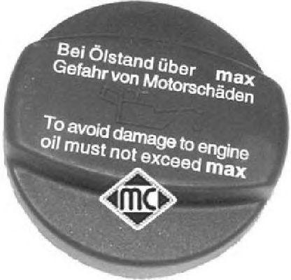 Tappo Bocchettone introduzione olio Metalcaucho 03734 MERCEDES